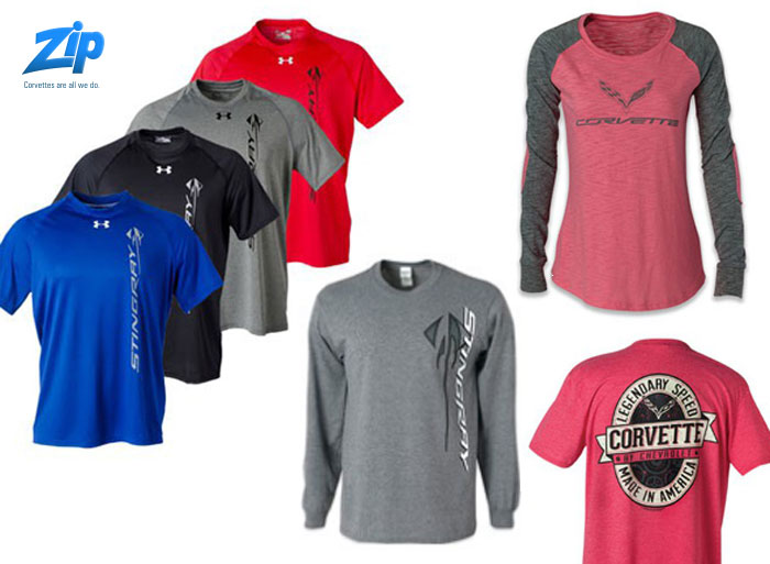 Zip Has the Corvette Apparel You Crave