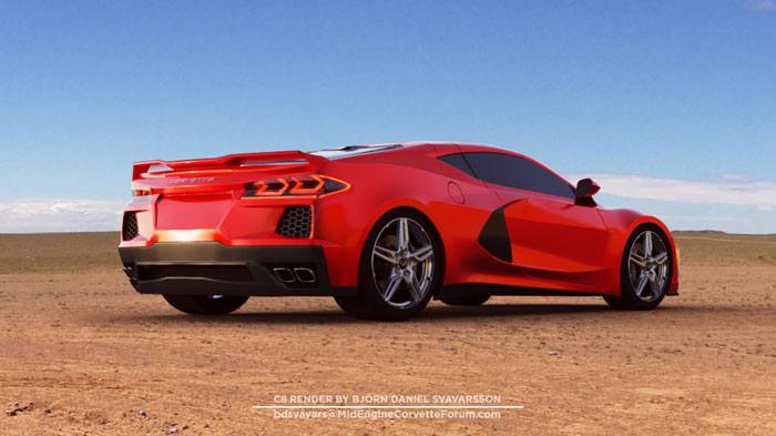 Did an Insider Just Reveal GM's Bold Plan for the C8 Corvette Manta Ray?