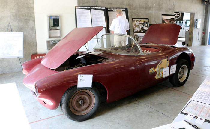 Judge Orders the Sale of the Briggs Cunningham 1960 Le Mans Corvette Racer