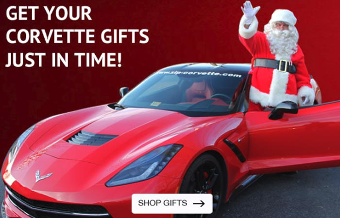 Let Zip Corvette Help You Find the Perfect Christmas Gift this Season