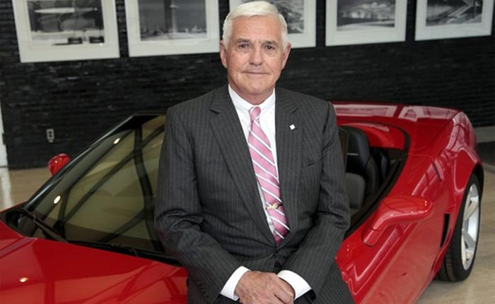 Bob Lutz on C8 Pricing: A Little More than C7 Version for Version