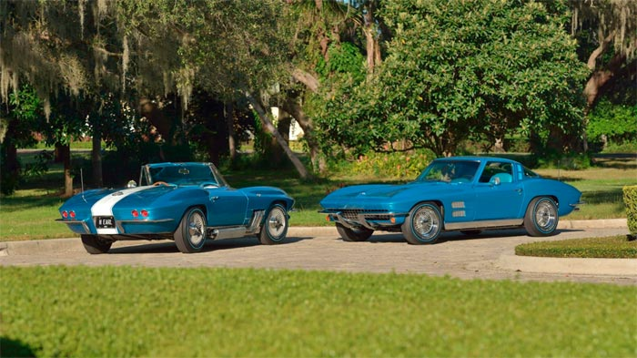 [VIDEO] Iconic GM Styling Cars to be Offered as a Pair at Mecum Kissimmee