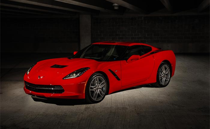 VIDEO] Kentucky State Police To Raffle a New Corvette to Support