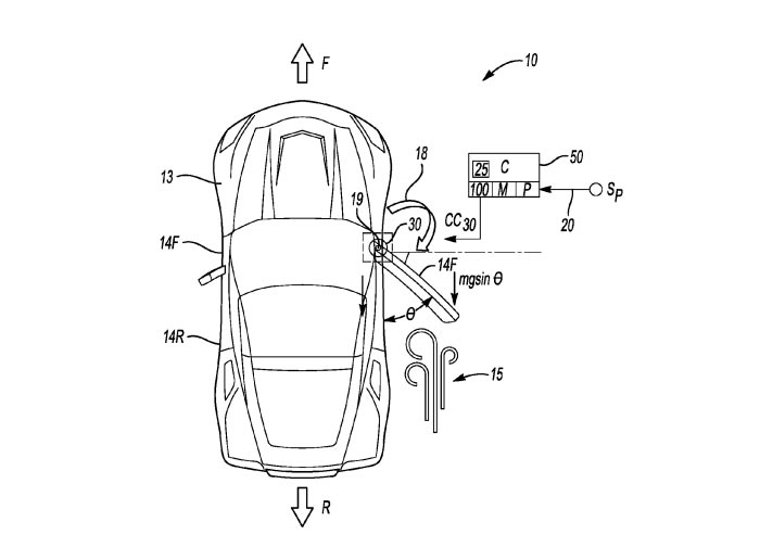 New GM Patent Application Details a Power Swinging Door Option