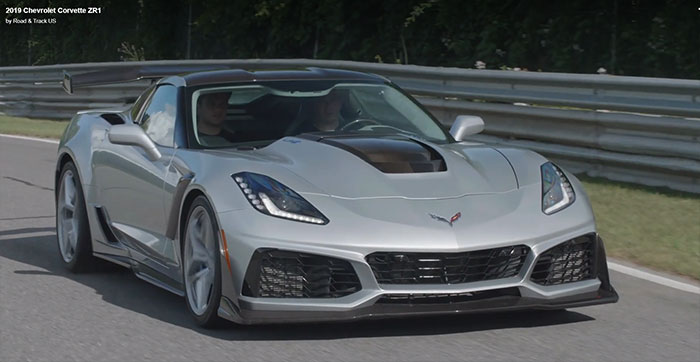 The Corvette ZR1 Is a Screaming Deal