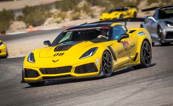 MAXIM heads to the Ron Fellows Performance Driving School