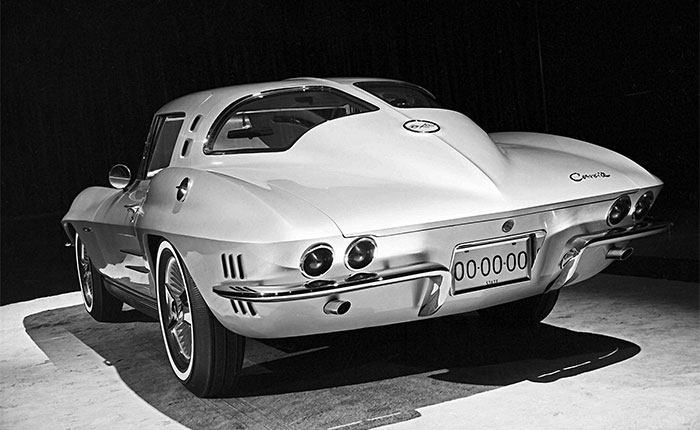 The C2 1963-1967 Sting Ray Coupe Almost Had a Hatchback