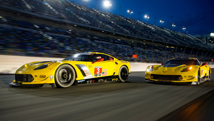 Corvette Racing At Daytona Gearing Up For Championship