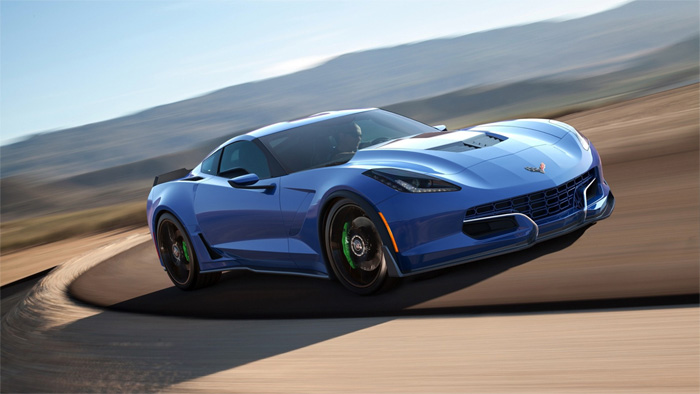 [VIDEO] Genovation GXE to Show 220-MPH Electric C7 Corvette at the Consumer Electronics Show