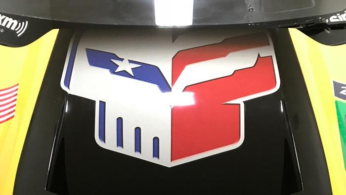[PIC] Sneak Peek at Corvette Racing's 2018 Race Livery Features a Patriotic Jake