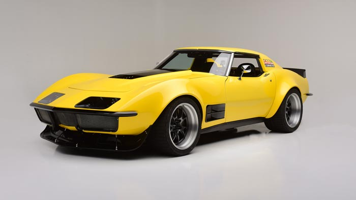 The 48-Hour Corvette is Headed to Barrett-Jackson Scottsdale
