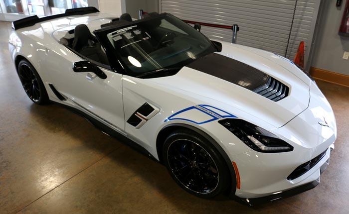 C7 Corvette Production Breakdown: Exterior Colors