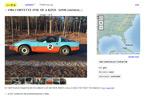 Corvettes on Craigslist: 1984 Corvette with Gulf Oil Livery