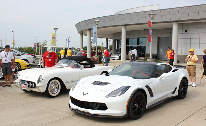 Corvette Museum and NCM Motorsports Park Increase Attendence in 2017
