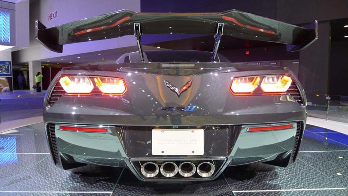 [GALLERY] The 2019 Corvette ZR1 at the North American International Auto Show