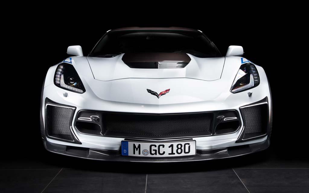 Video 2018 Corvette Z06 Carbon 65 Tuned By Geigercars Corvette Sales News Lifestyle
