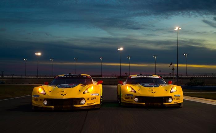 Corvette Racing at Daytona: 20th Season, Title Defense Begin Now