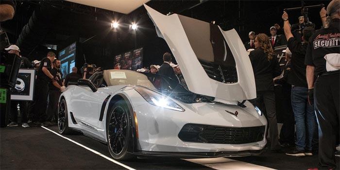 2018 Corvette Carbon 65 Edition Sells for $1.4 Million
