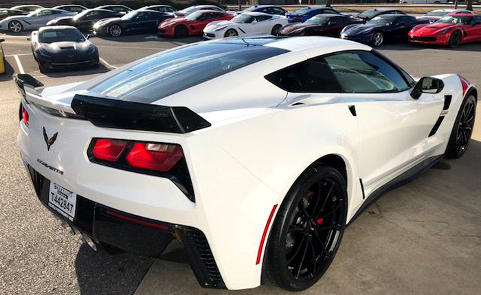 Corvette Delivery Dispatch with National Corvette Seller Mike Furman for January Jan. 21st