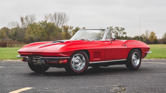 1967 Corvette Convertible