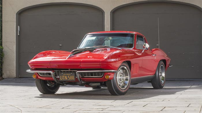 1967 Corvette Coupe