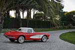 1961 Corvette With Twenty Hollywood 'A-List' Autographs Set for Bonhams' Paris Auction