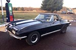 Corvettes on eBay: 1965 Corvette Convertible Parked Since 1984