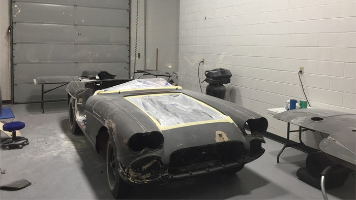 Corvette Museum to Unveil Freshly Restored 1962 Corvette on Anniversary of Sinkhole