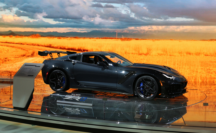 2019 Corvette ZR1 Ordering Opens Today - Corvette: Sales ...
