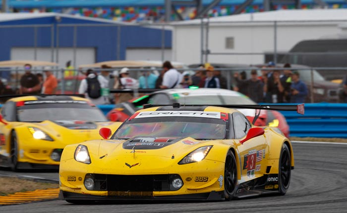 Corvette Racing at Daytona: Mistake-Free Run to Start 20th Season