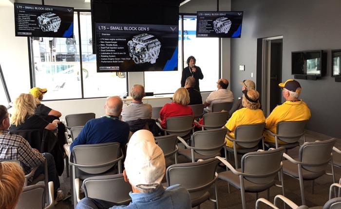 [VIDEO] The Corvette Experience Seminar at the 2018 Rolex 24 at Daytona