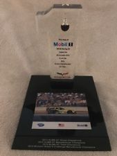 2012 Mobil 1 Trophy Driver Manufacture And Team Championships