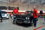[VIDEO] Corvette Museum Unveils the Restored 1962 Corvette Damaged in the Sinkhole