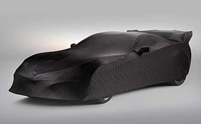 [PIC] Chevrolet Shows Off New 2019 Corvette ZR1 Car Cover