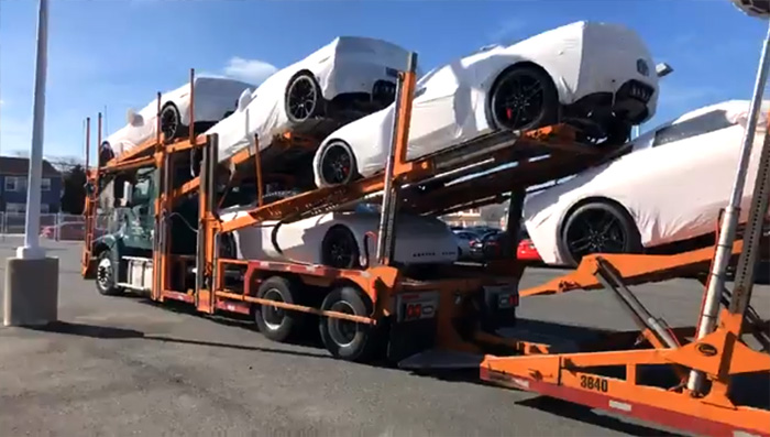 [VIDEO] Corvettes at Carlisle's Lance Miller Visits Kerbeck Corvette