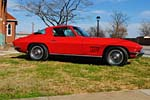 St. Bernard's Classic Corvette Giveaway Featuring a 1967 Corvette for 30th Annual Raffle