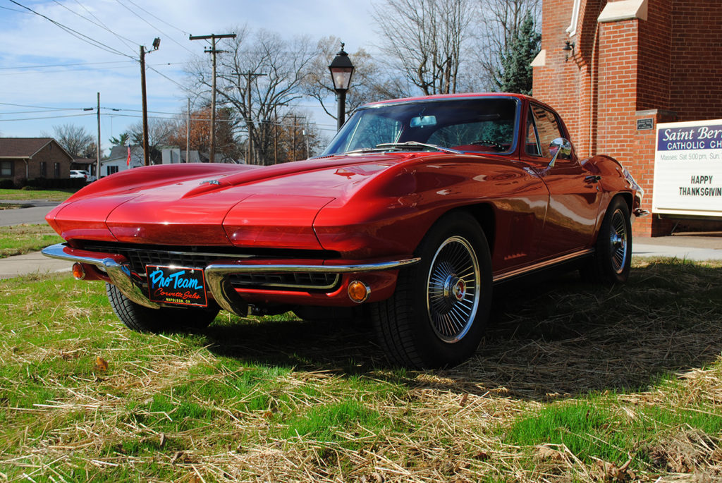d0f01266 Last Call for Tickets to Win a 1967 Corvette in the St. Bernard's ...
