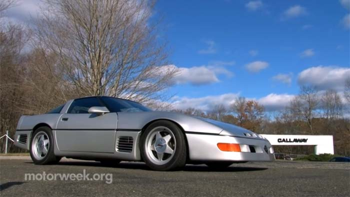 [VIDEO] MotorWeek Drives the Legendary Callaway Sledgehammer