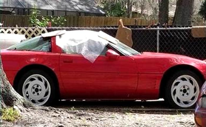 Florida Man Sets Neighbor's Red Corvette On Fire As Revenge for Suspected Theft of Lawnmower