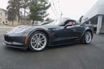 Elkland Chevrolet Offering VIN #001 2019 Corvette Grand Sport Convertible