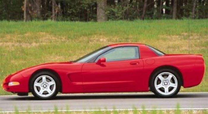 [STOLEN] 1999 Corvette Reported Stolen in Lincoln Nebraska
