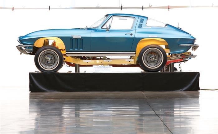 1965 Cutaway Coupe Display