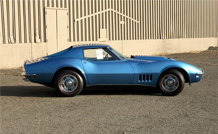 1968 Blue / Blue L88 Coupe