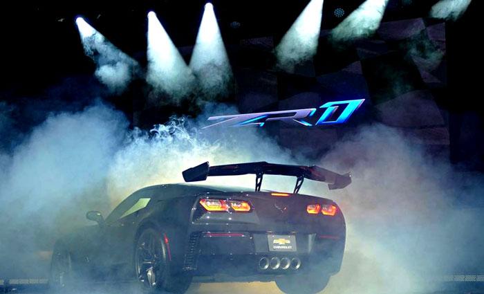 The 2019 Corvette ZR1 Comes with a $2,100 Gas Guzzler Tax