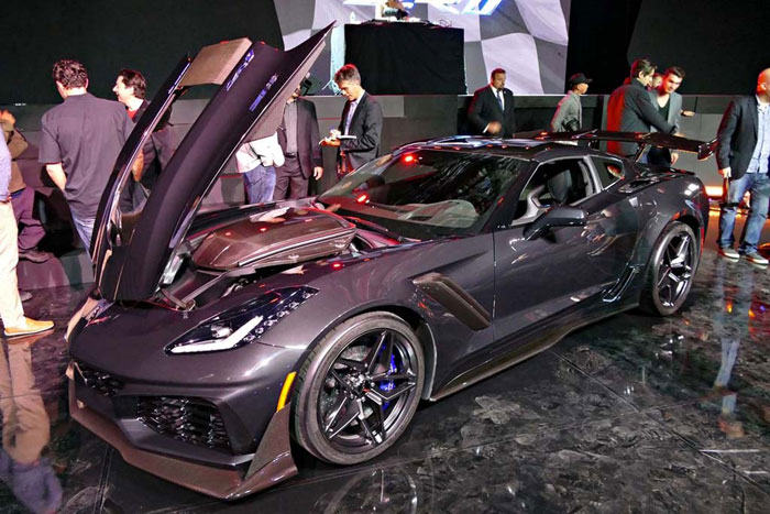 2019 Corvette ZR1 Comes with a $2,100 Gas Guzzler Tax