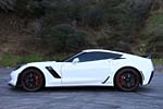 Corvettes on eBay: Reeves Callaway's Executive Demo 2016 Callaway SC757 Corvette Z06
