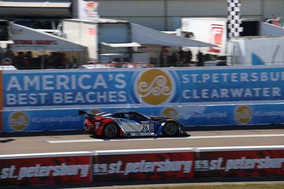 [PICS] The Callaway Corvette C7 GT3-R at St. Petersburg