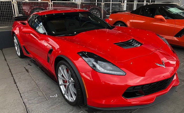 Corvette Delivery Dispatch with National Corvette Seller Mike Furman for March 11th