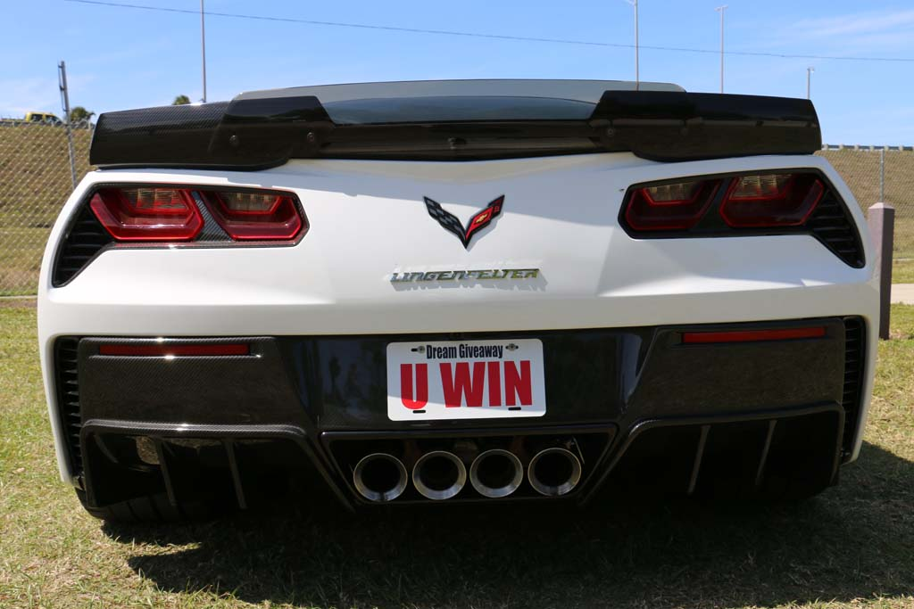 PICS] The 2018 Corvette Dream Giveaway is Here! - Corvette