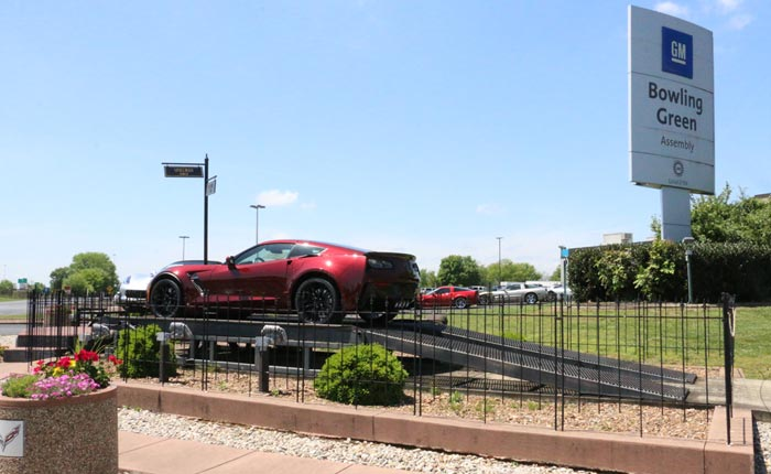 Corvette Assembly Plant Expects Little Impact from New Steel and Aluminum Tariffs